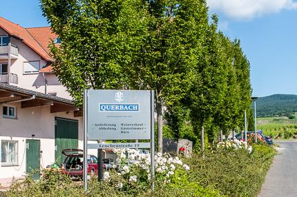 VinoCamp Querbach Philippsmühle TalTotal