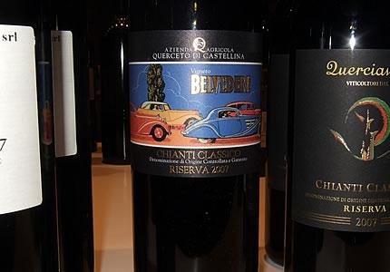 Querceto di Castellina - Vigneto Belvedere