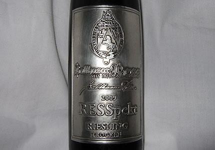 Weingut Balthasar Ress RESSpekt Riesling