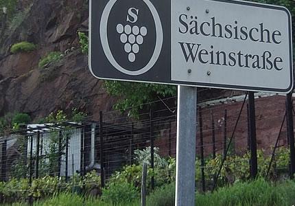 Sächsische Weinstraße