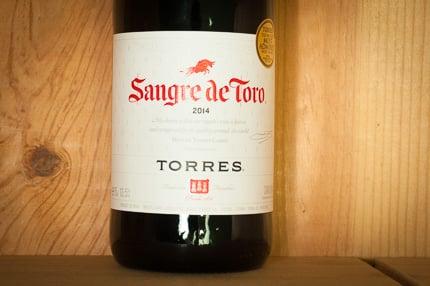 Sangre de Toro Torres