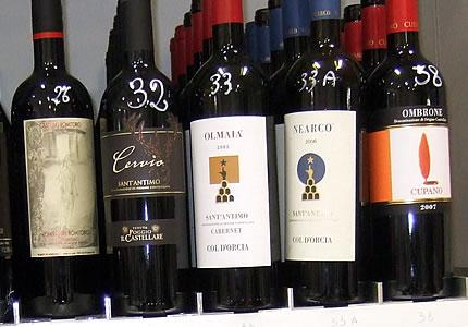 Sant'Antimo 2005 2006 2007 2009