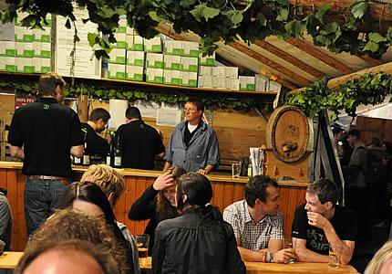 Besuch des 596sten Dürkheimer Wurstmarkt