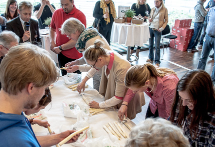 Messe Spargel und mehr in Münster