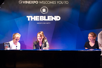 Vinexpo in Bordeaux: The Blend