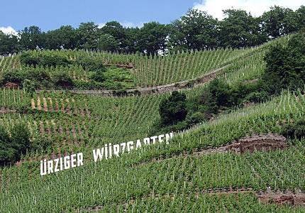 Lagenverkostung Ürziger Würzgarten