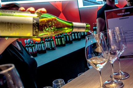 Vinexpo in Bordeaux: The Blend