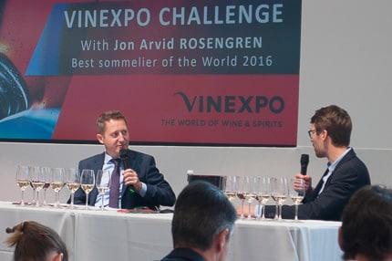 vinexpo arvid rosengren challenge