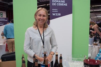 vinexpo brigitte chevalier