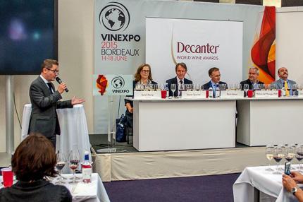 Vinexpo mit #DigiZone, Hollande und DWWA