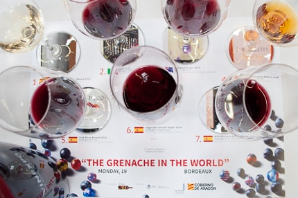 vinexpo grenache world