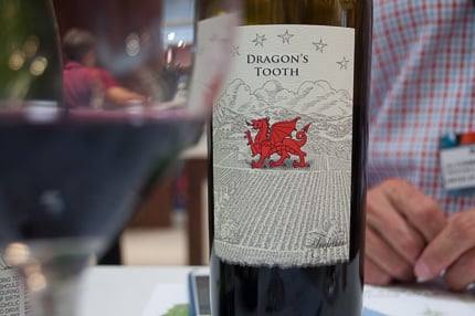 vinexpo trefethen dragon
