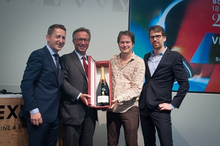 vinexpo winner stephane saillet
