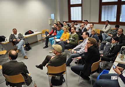 VinoCamp 2012 in Geisenheim: Ein Rück- und Ausblick