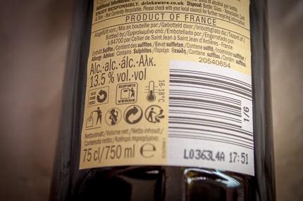Vinsobres Rotwein