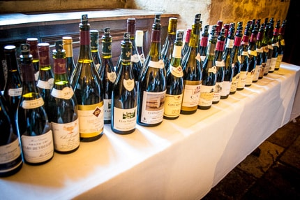 Vougeot Kitchen Tasting