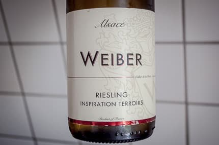 weiber riesling alsace