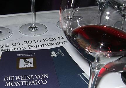 Wein aus Montefalco