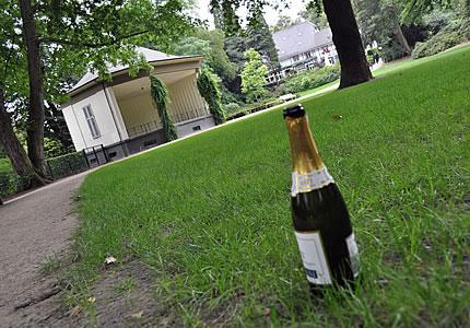 Münster 2011: Das doppelte Weinfest