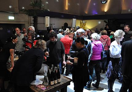 Die Weinfrauen von Vinissima auf dem WeinForum in Münster
