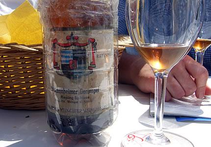 Weingut K. Schäfer Wachenheimer Gerümpel Riesling Spätlese 1958