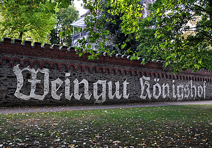 Weingut Königshof Bopparder Hamm Fässerlay Spätburgunder feinherb