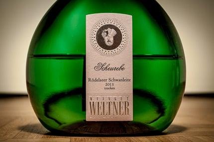 Weingut Weltner Rödelseer Schwanleite Scheurebe
