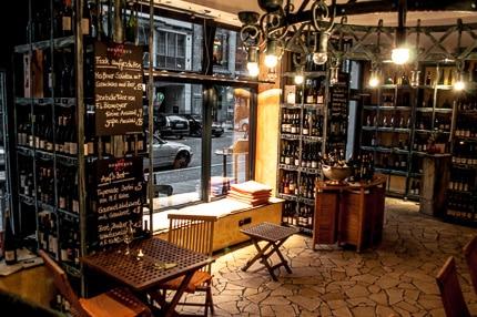Weinladen Münster