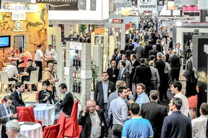 Vinexpo 2015 in Bordeaux