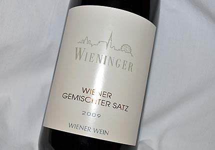 Wieninger Wiener Gemischter Satz 2009